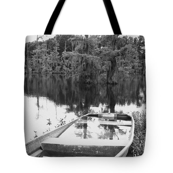 Waterlogged Tote Bag by Scott Pellegrin