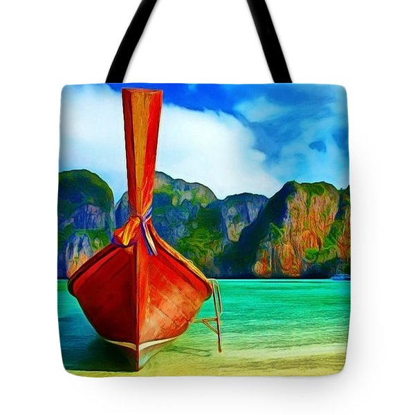 Watermarked-a Dreamy Version Collection Tote Bag