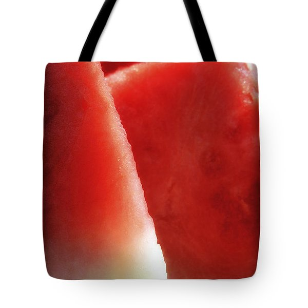 Watermelon Heaven Tote Bag by Joseph Hedaya