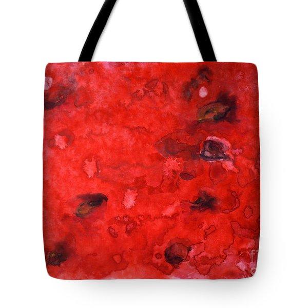 Watermelon  Tote Bag by Zaira Dzhaubaeva