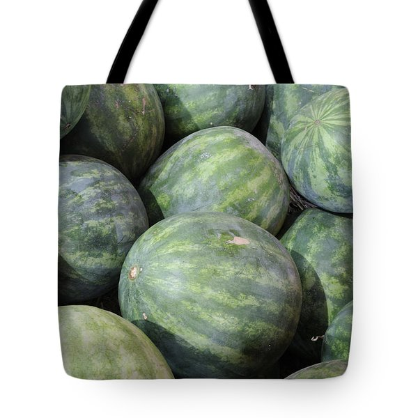 Watermelons Tote Bag by Bradford Martin