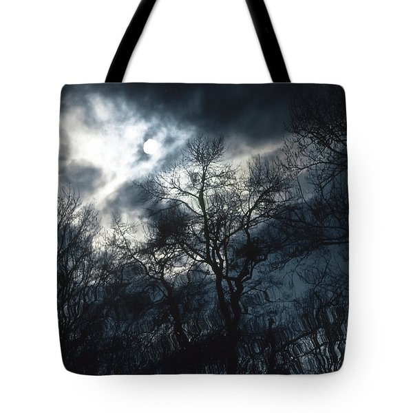 Waters Of Verona Lake Tote Bag