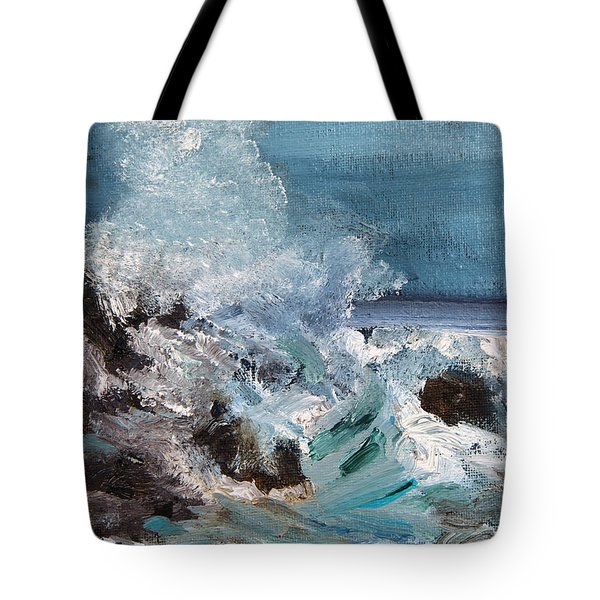 Waterworks I Tote Bag