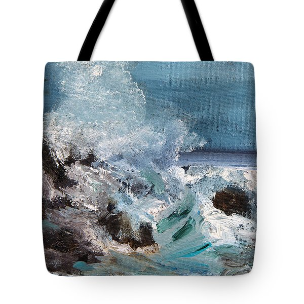 Waterworks I Tote Bag