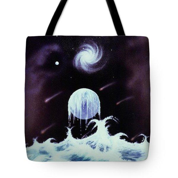 Waterworld II Tote Bag