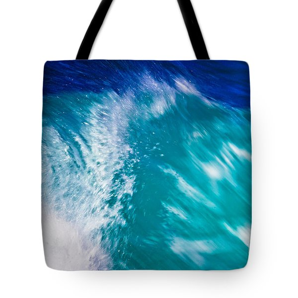 Wave 01 Tote Bag