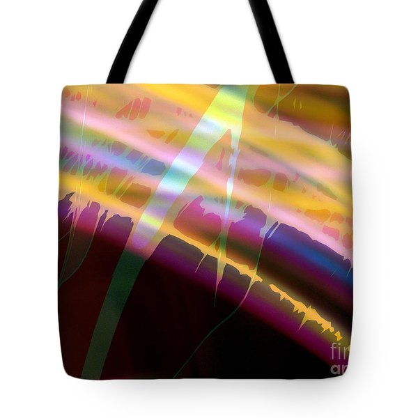 Wave Light Tote Bag