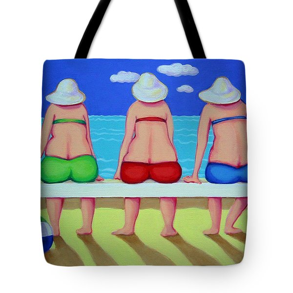 Wave Watch - Beach Tote Bag