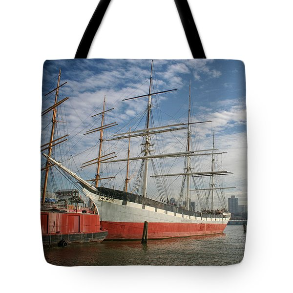 Wavertree Tote Bag