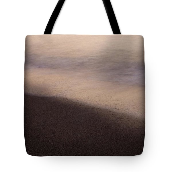 Waves Tote Bag by Bradley R Youngberg