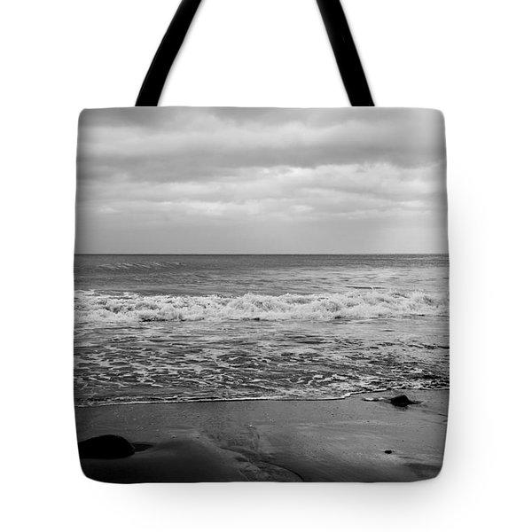 Waves Rolling In  Tote Bag