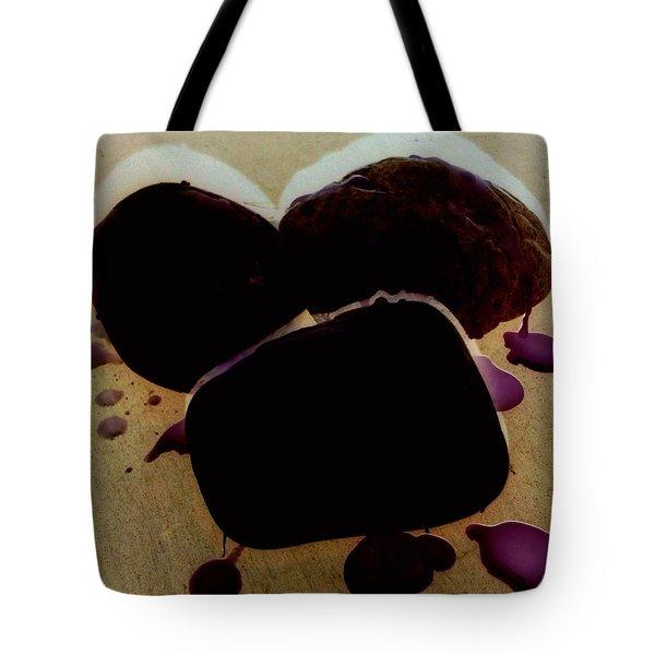 Waxy Stones Tote Bag