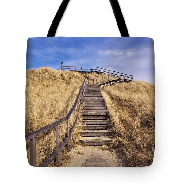 Way To Dune Tote Bag