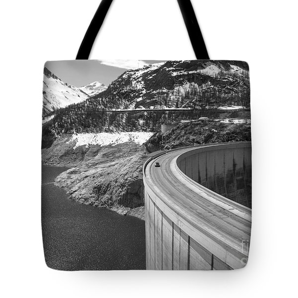 Way Up High. Tote Bag by Clare Bambers