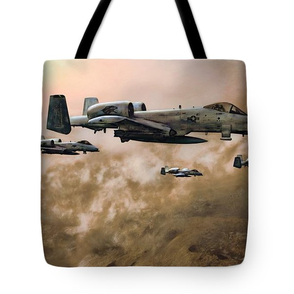 Tote Bag featuring the painting Waypoint Alpha - Outline by Dave Luebbert