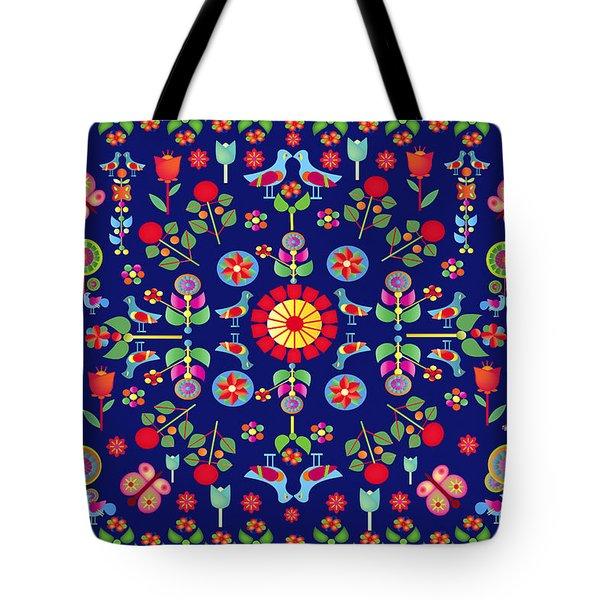 Wayuu Tapestry Tote Bag