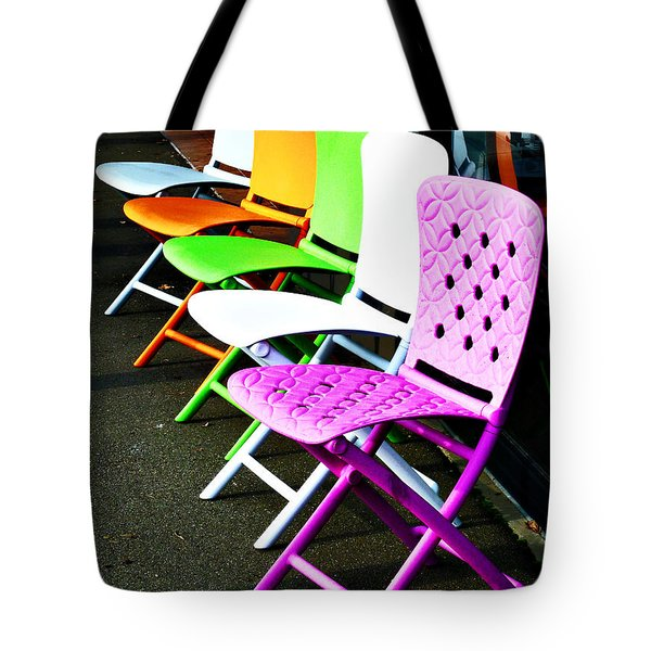 We Don't Do Ordinary  Tote Bag by Steve Taylor