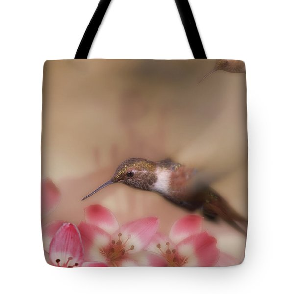 We Love Those Lilies Tote Bag