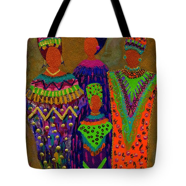 We Women 4 Tote Bag