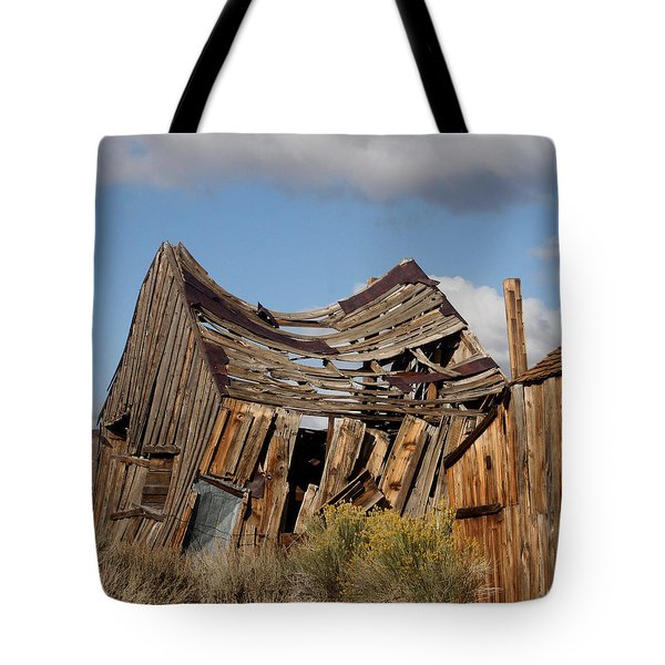 Weather And Time Tote Bag by Art Block Collections