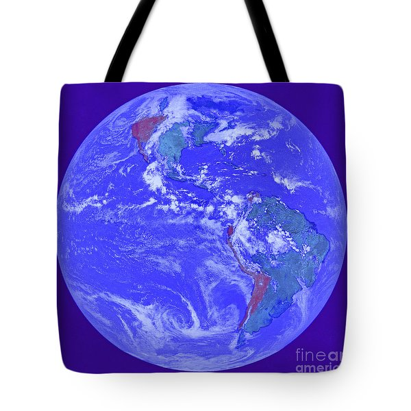 Weather By Jrr Tote Bag by First Star Art