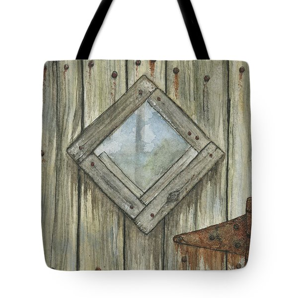 Weathered #1 Tote Bag