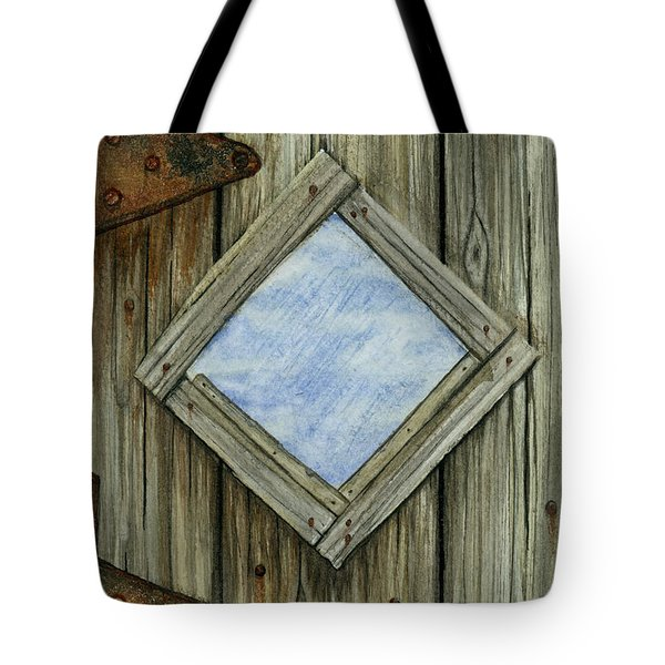 Weathered #2 Tote Bag