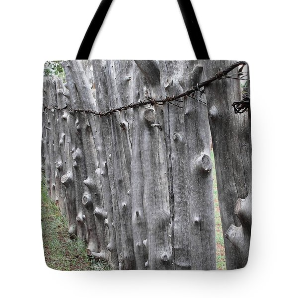 Tote Bag featuring the photograph Weathered by Natalie Ortiz