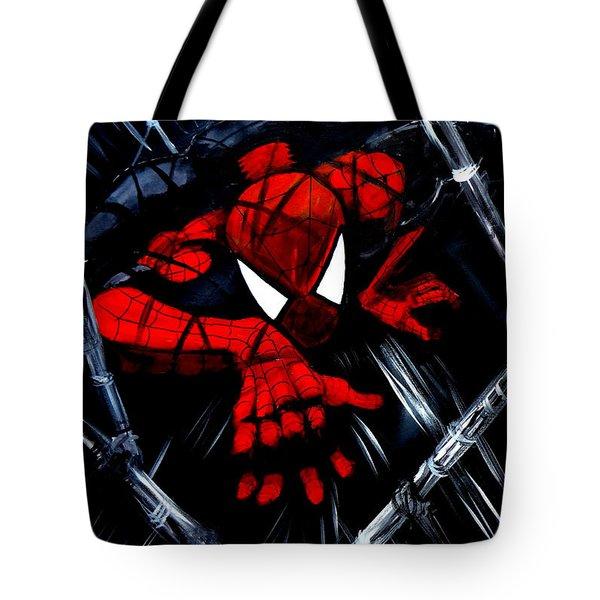 Web Crawler Tote Bag