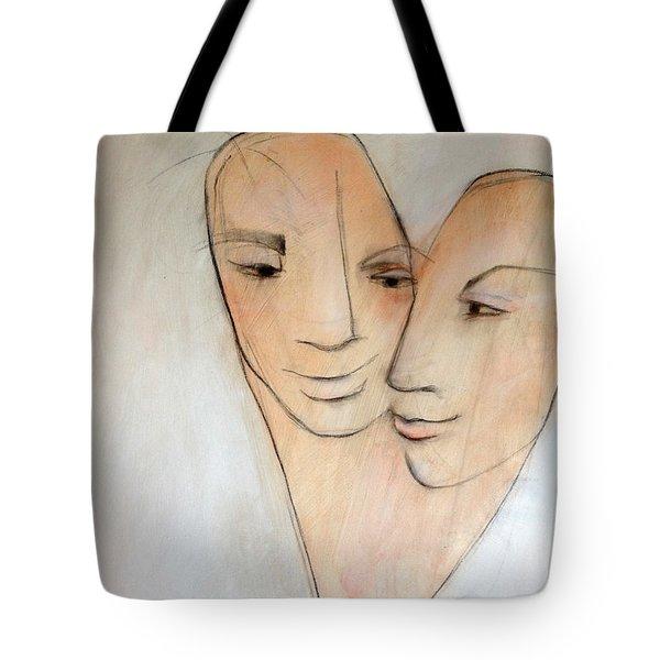 Wed Tote Bag by Anna Elkins