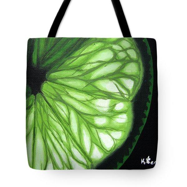 Wedge It Tote Bag by Kayleigh Semeniuk