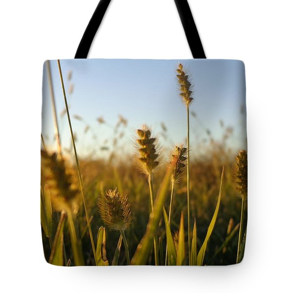 Tote Bag featuring the photograph Weeds by Joseph Skompski