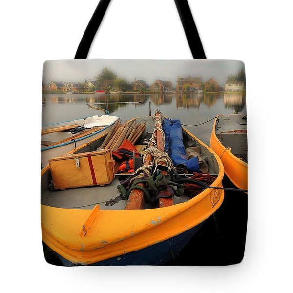 Tote Bag featuring the photograph Weekend Warrior by Laura Ragland