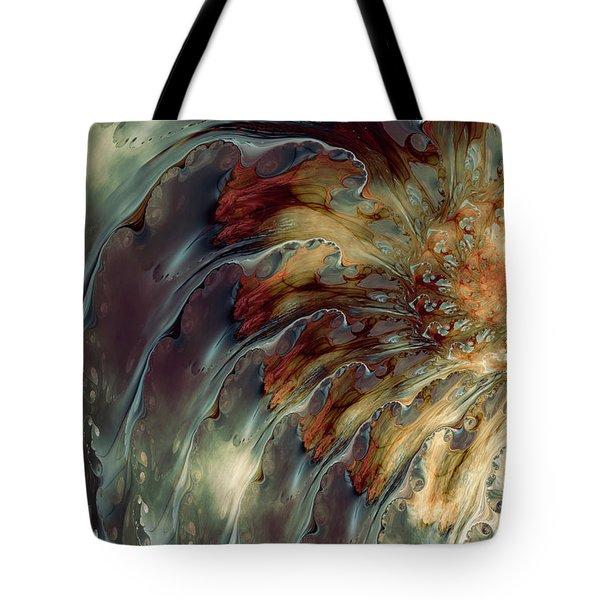 Weep Tote Bag by Kim Redd