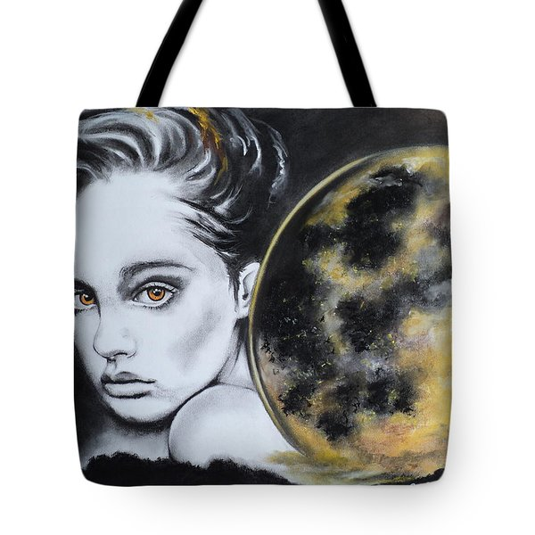 Weight Of The World Tote Bag