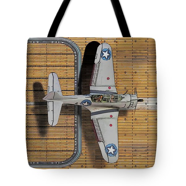 Welcome Home To The Hornet-sketch Tote Bag
