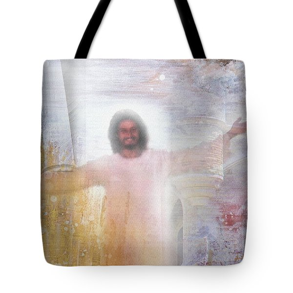 Welcome Tote Bag by Kume Bryant