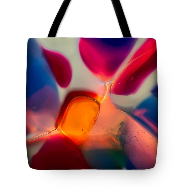 Welcome Tote Bag by Omaste Witkowski