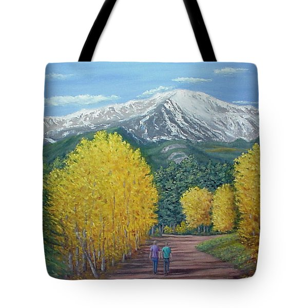 Welcome To God's Country Tote Bag