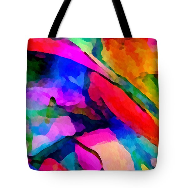 Welcome To My World Triptych Part 1 Tote Bag