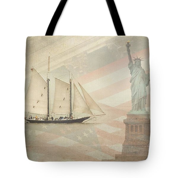 Welcome To Nyc Tote Bag