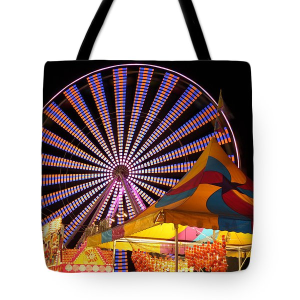 Welcome To The Nys Fair Tote Bag