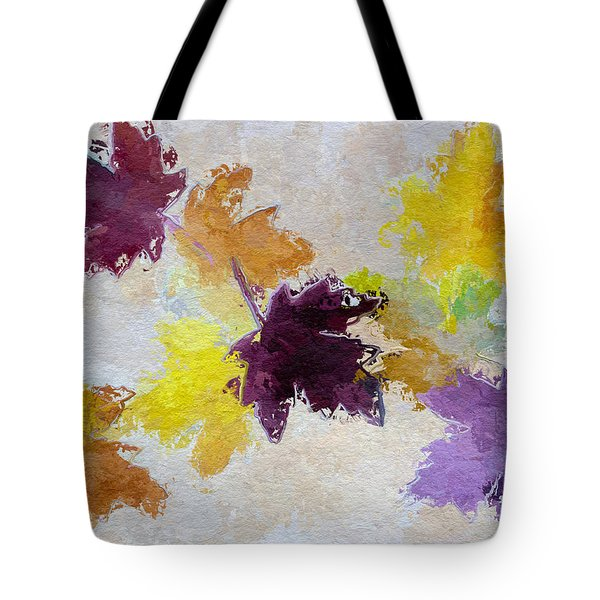Welcoming Autumn Tote Bag by Heidi Smith