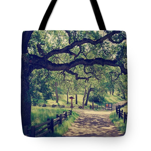 Welcoming Tote Bag