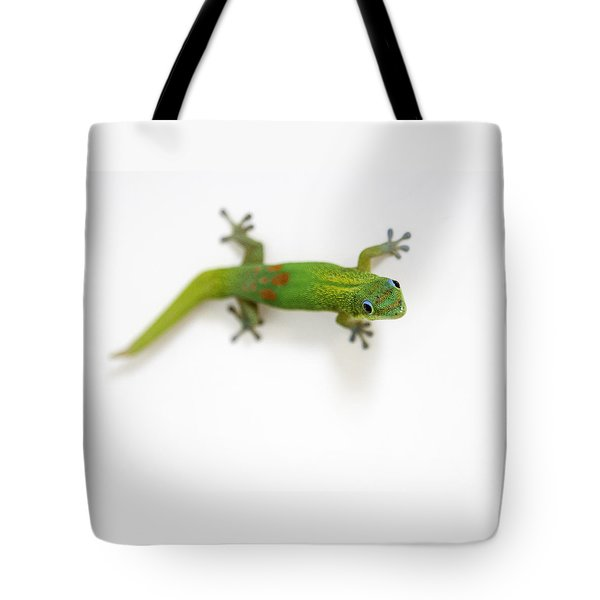 Well Hello There Tote Bag by Denise Bird