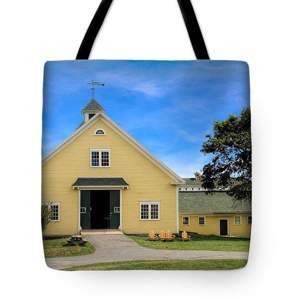 Wells Reserve Barn Tote Bag