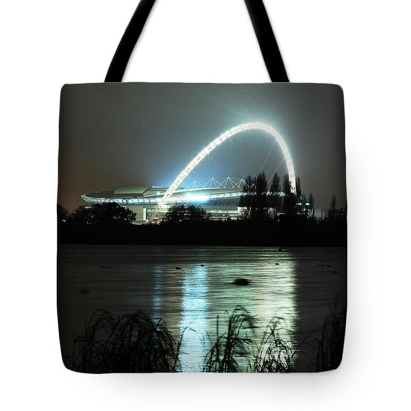 Wembley London Tote Bag