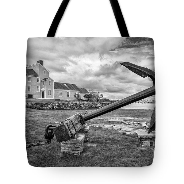 Wentworth - Coolidge Mansion Tote Bag