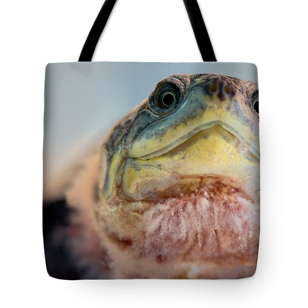 Were You Looking At Tote Bag