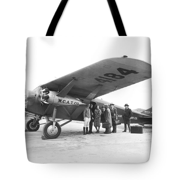 West Coast Air Transport Co. Tote Bag